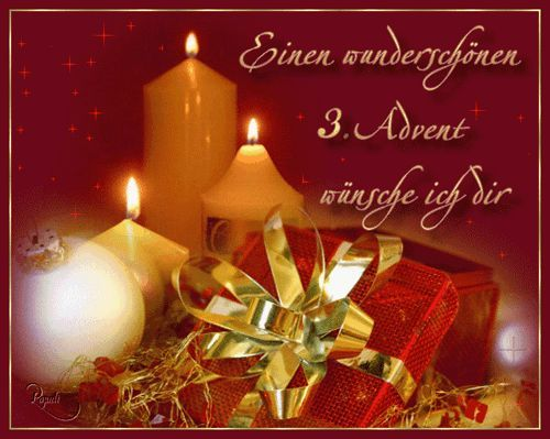 3 Advent Bilder Kostenlos
