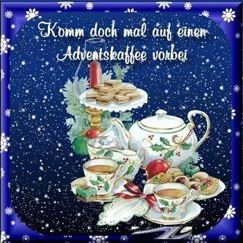 Adventkaffee