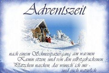 Adventzeit