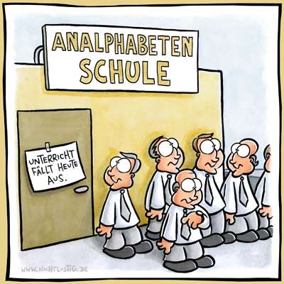 analphabeten schule