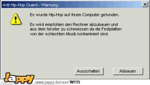 Anti Hip Hop