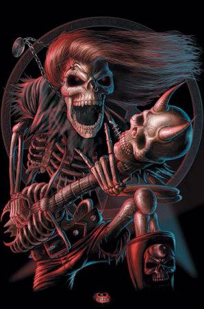 bad to be bone