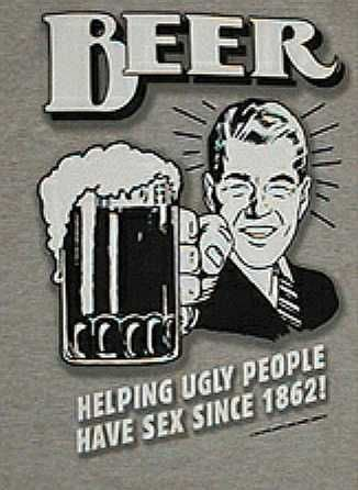 beer help ugly