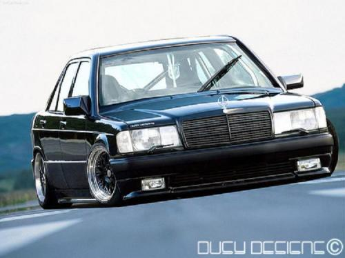 Benz 190