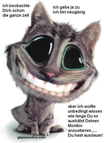 beobachte dich