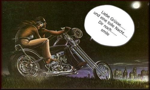 Bikernachtgruss