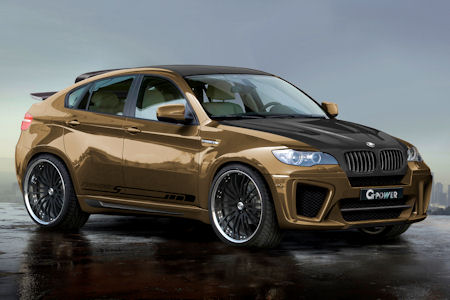 BMW X6 G-Power xD