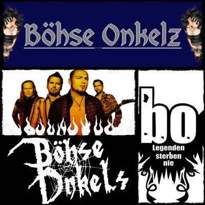 Böhse Onkelz *Collage*