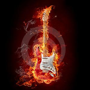 brennendegitarre