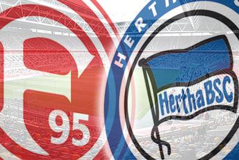 düsseldorf vs.hertha