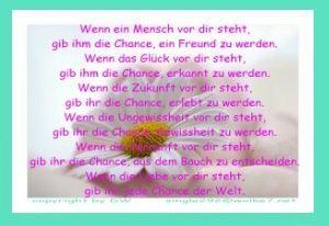 DW ** ChaNce