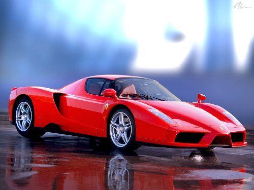 Ferrari Turbo