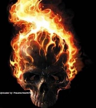 Fire Skull !