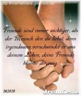 freunde sind immer wichtiger