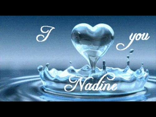 für Nadine meine engel