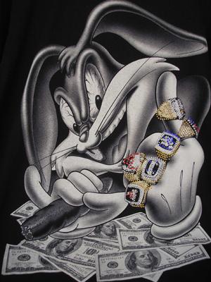 Gangster Bunny