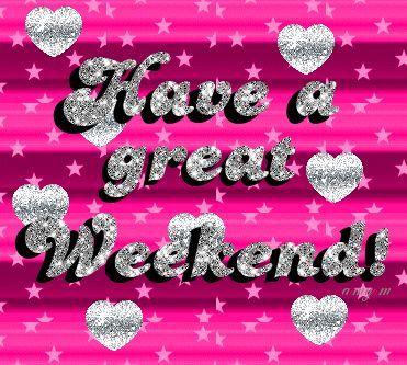 great weekend