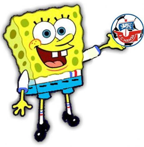 Hansa Spongebob