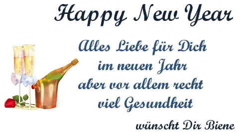 Happy New jaehr
