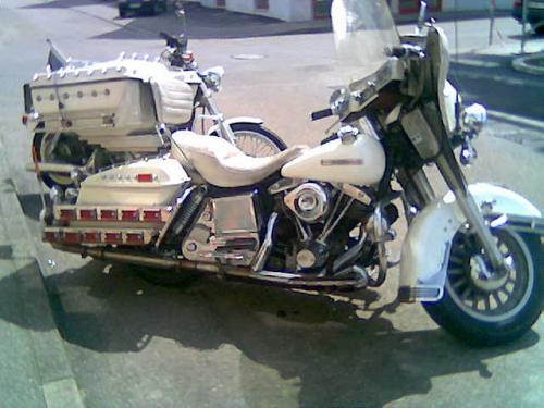 Harley - Davidson E - Glide