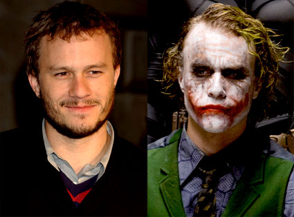 Heath Ledgar alias joker