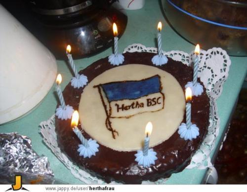 Hertha-Torte