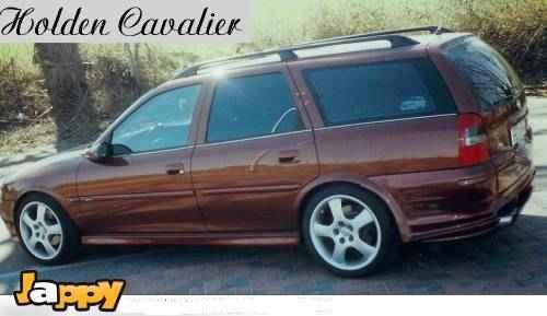Holden Cavalier