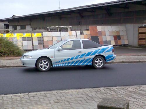 Hyundai S-Coupe, Skyline Art