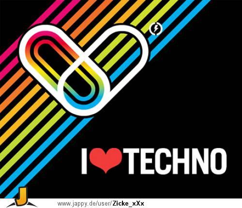 i love T3CHNO