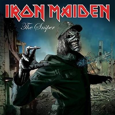Iron Maiden The Sinper