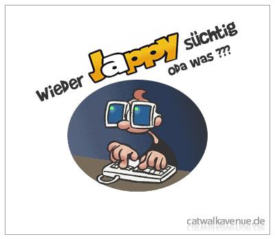 Jappy sucht