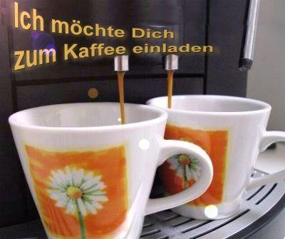 kaffeeeinladung