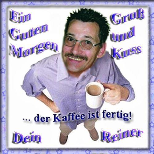 kaffee ist fertig