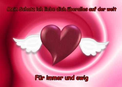 liebe dich für...