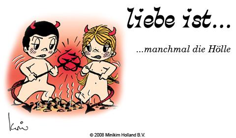Liebe ist Hölle