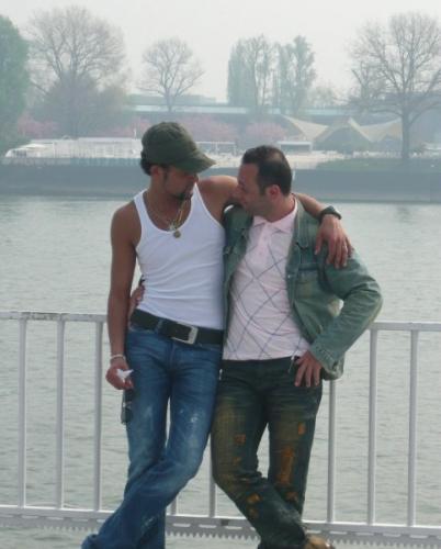 Mark und Enzo