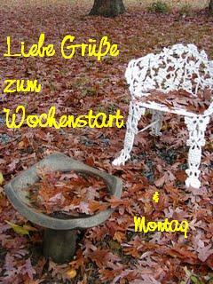 Montag / Wochenstart