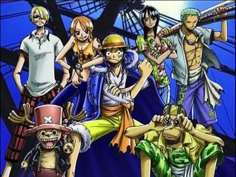 One Piece Strohhutbande