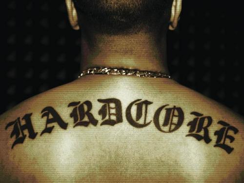 Paul Elstak Hardcore Tattoo