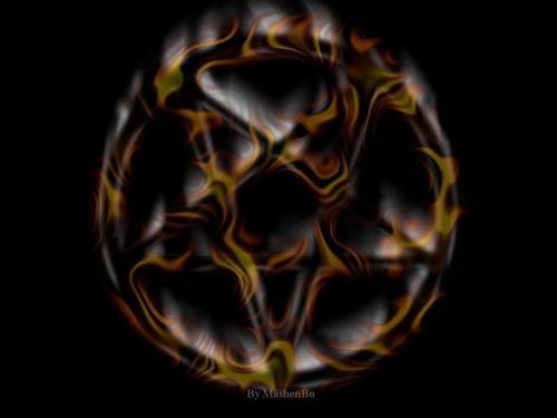 Pentagramm Azarell