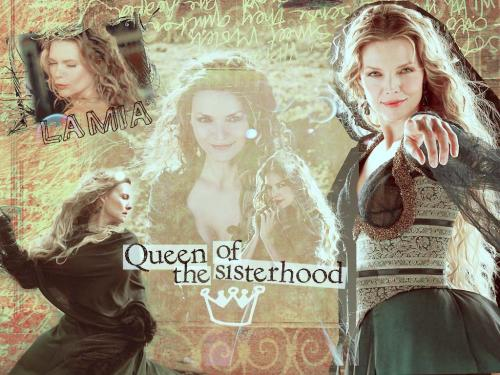 Queen Lamia