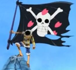 Ruffy Flagge