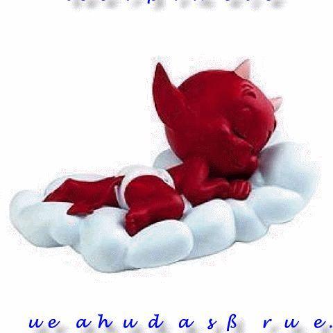 Schlafender Teufel
