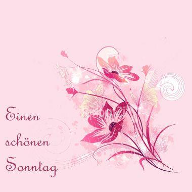 Sonntagsgrüße