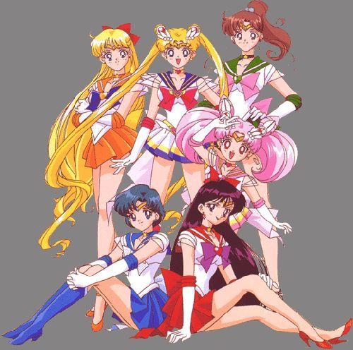 super sailor team