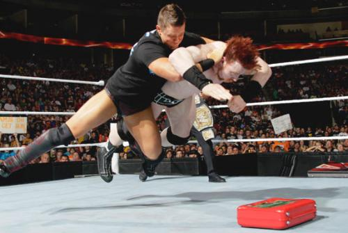 The Miz Finisher