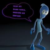 Blau ist kein....