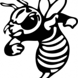böse biene