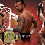 CM Punk Champion Wallpaper