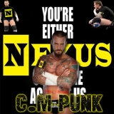 CM Punk(Nexus Wallpaper)